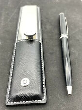 Mont Blanc Ballpoin Pen &  Ruler Set