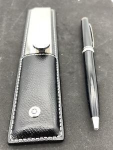 Mont Blanc Ballpoin Pen &  Ruler Set