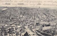 uralte AK Chemnitz Totalansicht 1906 //45