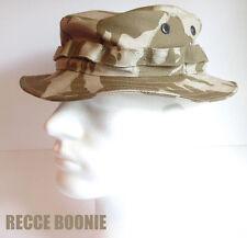 RECCE Hat Boonie      British  DPM Desert Camo   - Made in Germany -