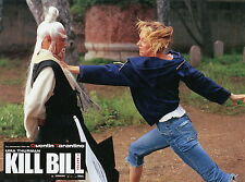 UMA THURMAN KILL BILL 2 2004 QUENTIN TARANTINO VINTAGE PHOTO LOBBY CARD #6