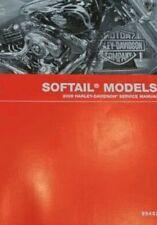 2009 Harley Davidson Softail Soft Tails Models Service Shop Repair Manual New