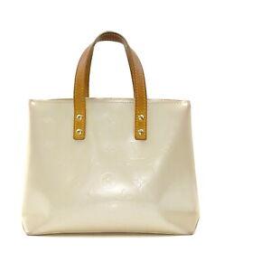 Louis Vuitton LV Accessories Pouch Bag M91336 Reade PM Cream Vernis 2404110