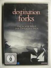 DESTINATION FORKS - DIE ECHTE WELT DER TWILIGHT SAGA - DVD - OVP