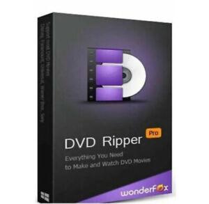 WonderFox DVD Ripper Pro 16 license key ✅ Lifetime ✅