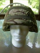 British military helmet Camo Cover type 1
