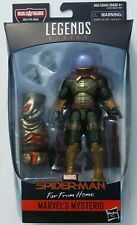 Marvel Legends Mysterio Action Figure Molten Man BAF Series