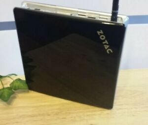 ZOTAC ZBOX ID84 Mini PC 4gb RAM 500gb HDD Windows 10 pro completly ready mini pc