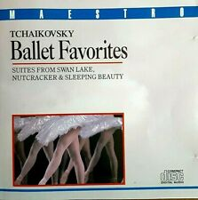 Tchaikovsky, Ballet Favorites, Suites From Swan Lake, Nutcracker & Sleeping Beau
