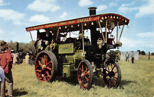 R124101 Aveling and Porter Showmans Tractor No 7612. Salmon