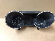 Alfa Romeo Giulia Quadrifoglio Automatic Speedometer Instrument Cluster In KM