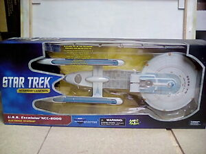 Star Trek Generations Diamond Select USS Excelsior NX 2000 The Search for Spock