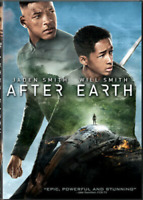 AFTER EARTH (DVD) ** DISC ONLY **