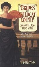 Scandalous: Eden's Story (Brides of Wildcat County, No. 2)-ExLibrary
