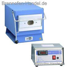 Brennofen Efco 180 mit digitalem Temperaturregler, 1100 °C, härten, glühen, TOP