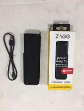 ZAGG POWER Amp 12 Universal Battery Changer for Smartphone - Black (POWER BANK)