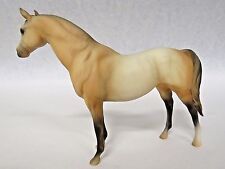RETIRED Breyer Ten Gallon Light Dun Horse  - Mold # 261 - Classic Style