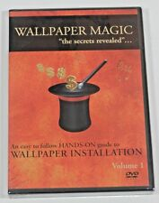 DIY DVD How to Hang Wallpaper For Beginners