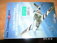 Les Combats du ciel Delprado Osprey n°15 As polonais de la seconde guerre ....