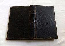 Hannoversches Kirchen Gesangbuch / Gebetbuch (ca. um 1840) Stereotyp Ausgabe