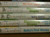 Disney Baby Einstein DVD- YOU CHOOSE Kids DVD - Toddler DVD Lot Learning Teachin