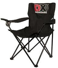 DX Engineering Folding Chair DXE-FC-1BK