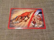 #120 Panini Dinosaurs Like Me sticker / unused