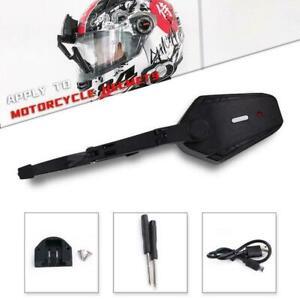 Electric For most visor Universal Motorcycle Helmet Lightweight. Wiper