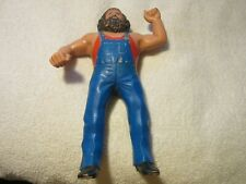 Titan Sports LJN Wrestler Hillbilly Jim WWF Wrestling Toy Figure 1984!