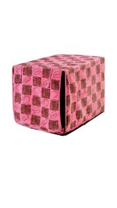 """Bowsers Luxury Dog Crate Cover- Large - New- 36"""" Pink FREE SHIPPING"""