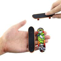 AU Finger Skateboard Fingerboard Skate Board Kids Table Deck Mini Children Toys
