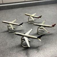 Überraschungsei Ferrero Airbus A330-300 4 Stück