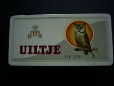 UILTJE Tip-Top LA BOLSA 50 Sigaren Tin (large vintage cigar tin from holland)
