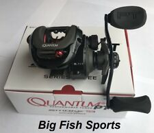 Quantum Smoke PT Series 3 Casting Fishing Reel New LEFT Hand SM101XPT 8.1-1
