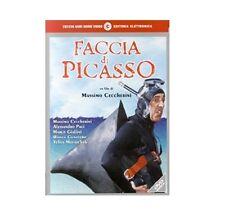 Faccia di Picasso (2000) DVD NUOVO SIGILLATO