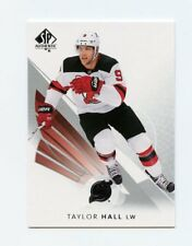 17/18 SP AUTHENTIC BASE #60 TAYLOR HALL DEVILS *57705