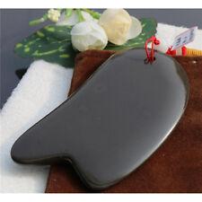 Gua Sha Treatment Massage Chinese Natural Bian Stone Board Scraping Tool Salon