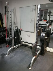 Body-Solid Multi-Press Squat Rack With Spotter Arms Included