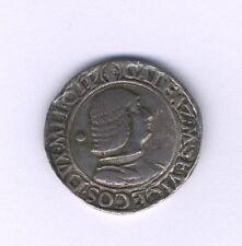 ITALY ITALIAN STATES MILAN GALEAZZO MARIA SFORZA 1474 TESTON SILVER COIN ABOUT V