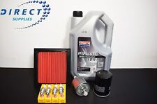 FIT NISSAN MICRA K11 1.0 1.3 93-02 FULL SERVICE KIT OE QUALITY FILTERS/PLUGS/OIL