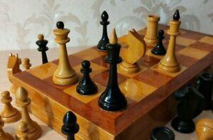 "Soviet chess set featured in the TV series ""Queen's Gambit"", 1980s"