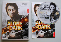 Jeu ALONE IN THE DARK pour Nintendo Wii PAL COMPLET (CD OK)