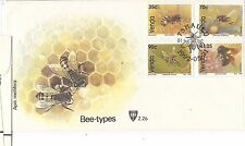 South Africa Homelands 1992 Venda Bees Cacheted FDC (bab)