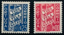 [59274] Portugal 1935-36 lot 2 good MNH Very Fine stamps $50