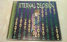 ETERNAL DECISION S/T 1997CD CHRISTianThrash DELIVERANCE Believer ARNION Thresher
