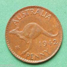 Australia 1942 Penny SNo13483