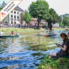 Kurzurlaub Utrecht Niederlande 3 Tage für 2 Personen im Design Hotel Gutschein