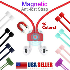 Magnetic Earphone Anti-lost Strap Strap String Rope-Cable For Airpods Earbuds
