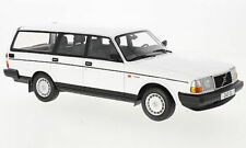 BoS 1989 VOLVO 240 GL White Color  1:18*New Item-Selling Quickly