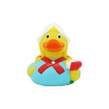 Holländerin Ente Quietscheente Gummiente Badeente Ente Spielzeug